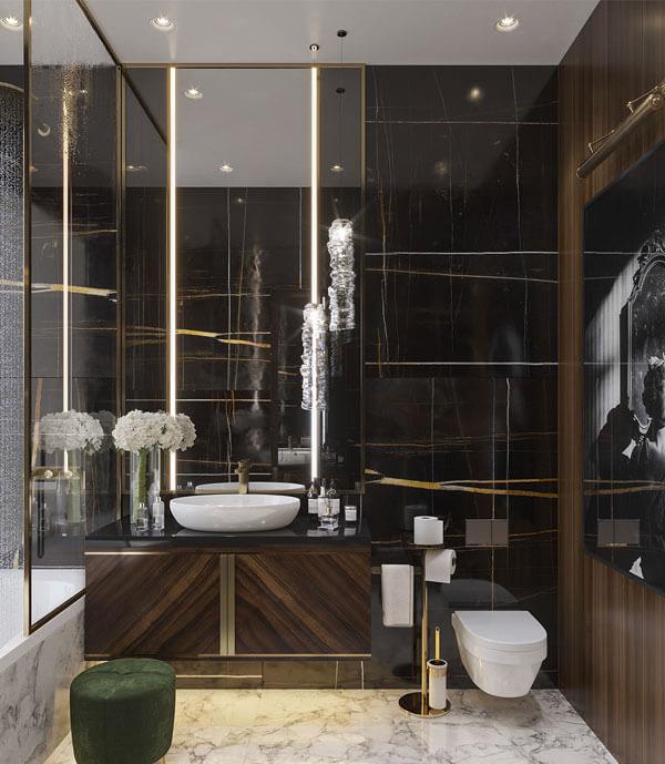 Мебель для ванных комнат и  санузлов